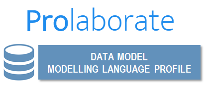 Prolaborate Data Model Modelling Language profile