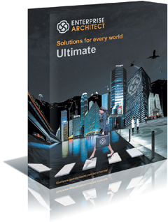 sparx enterprise architect ultimate edition